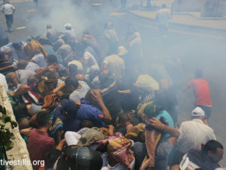 Photo : Oren Ziv/Activestills.org