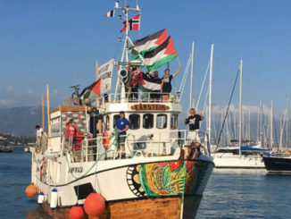Photo : Freedom Flotilla Coalition