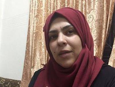 Amal al-Sada a passé plus d'un an dans les prisons israéliennes