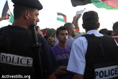 Manifestation Ramallah