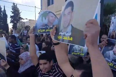 Prisonniers Ramallah