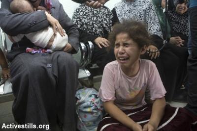 Crimes de guerre - Gaza