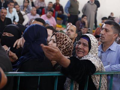 Frontière Rafah