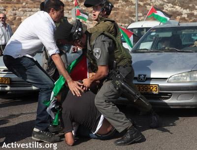 Violence et fascisme en Israël