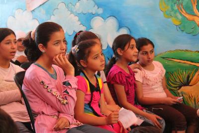 Gaza : le Cinéma des enfants