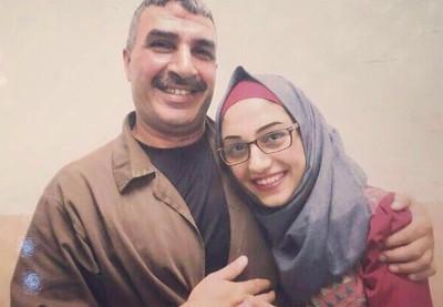 Yara avec son père