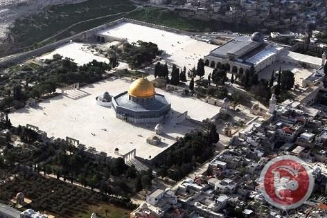 Dôme du Rocher et Mosquée al-Aqsa - Photo : MaanImages
