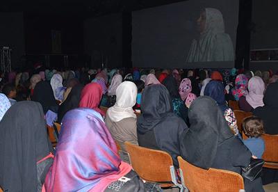 Femmes et cinéma à Gaza