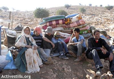 Bédouins Palestine
