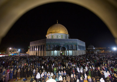 Dôme du Rocher - Jérusalem