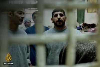 Prisonniers palestiniens en Israël