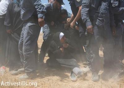 Bédouins Palestiniens