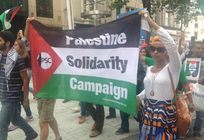 Palestinian Solidarity Campaign