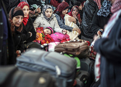 Photo : Ezz Al Zanoon/Activestills.org