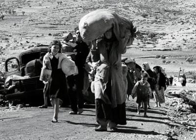 Photo : Nakba 1948 - archives