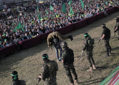Photo : Hamas.ps