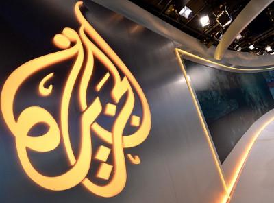 Logo : Al-Jazeera