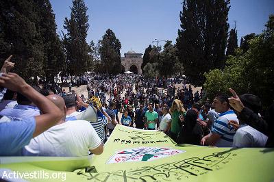 Photo: Fiaz Abu-Rmeleh/Activestills.org