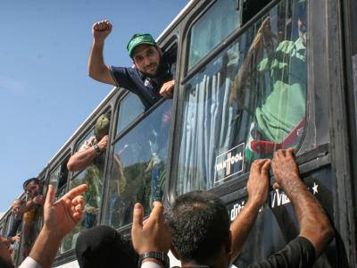 Photo : Al Jazeera/Ezz Zaanoun