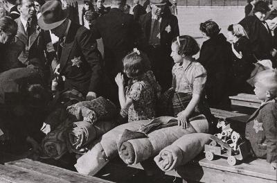 Victimes de la rafle du Vel d'Hiv - Photo : archives