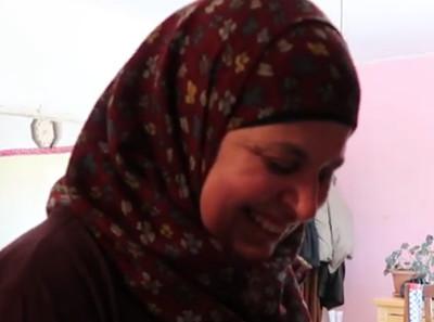 Manal Tamimi - Capture vidéo