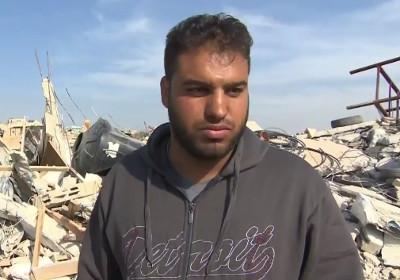 Capture vidéo : Al-Jazeera