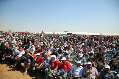 Photo : ActiveStills/Samah Salaime