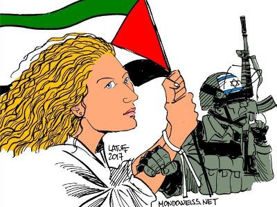 Dessin : Carlos Latuff