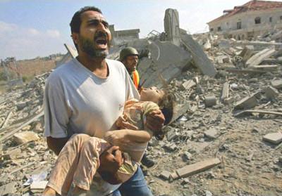 Israël aime et veut la guerre