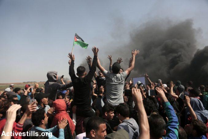Photo : Mohammed Zaanoun / Activestills.org