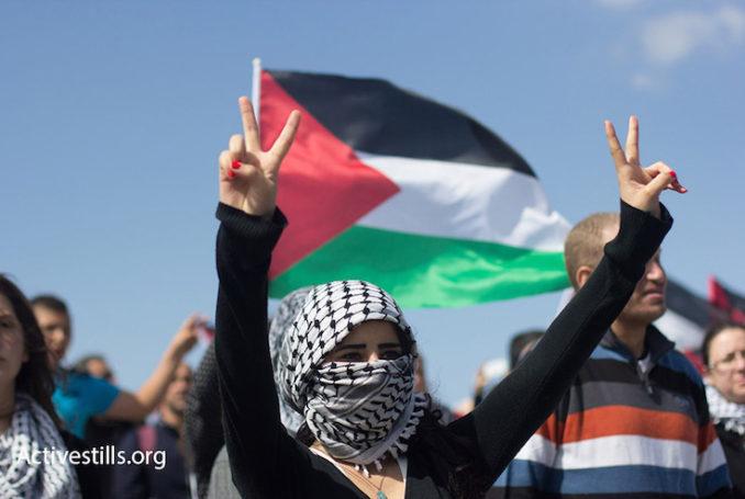 Photo : Omar Sameer/Activestills.org