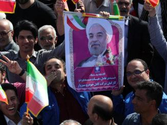 Photo : site officiel présidence iranienne