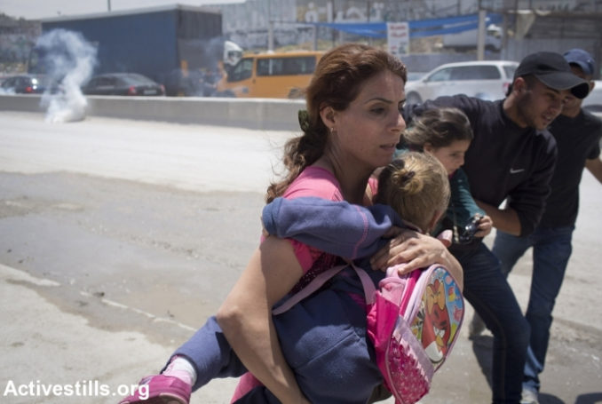 Photo : Oren Ziv/Activestills.org