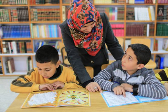 Photo : UNRWA/Alaa Ghosheh