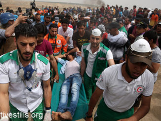 Photo : Mohammed Zaanoun/Activestills.org