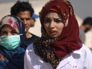 Razan al-Najjar - Photo : réseaux sociaux