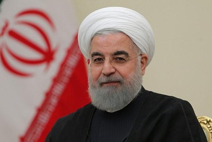 Photo : Présidence irannienne
