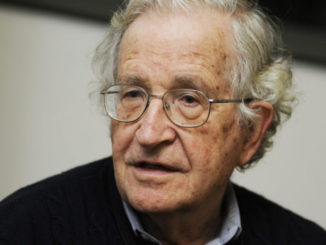 Noam Chomsky - Photo : Oumma.com