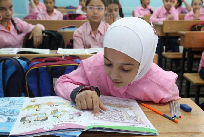 Photo : UNRWA/Ahmad Abu Zeid