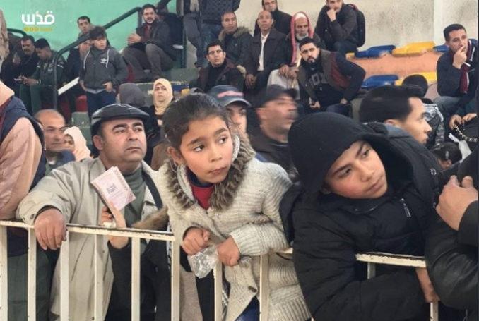Photo: page Twitter de Quds TV