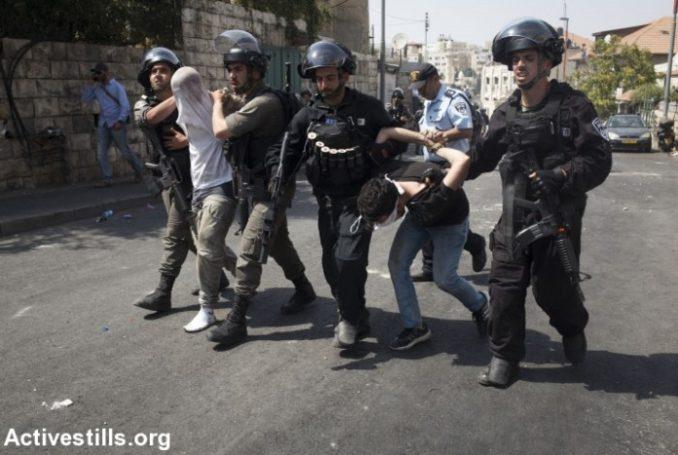Photo : ActiveStills.org/Oren Ziv