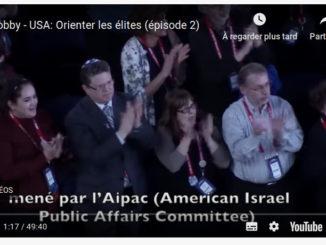 """Capture d'écran de """"Le lobby-USA : la guerre secrète"""""""