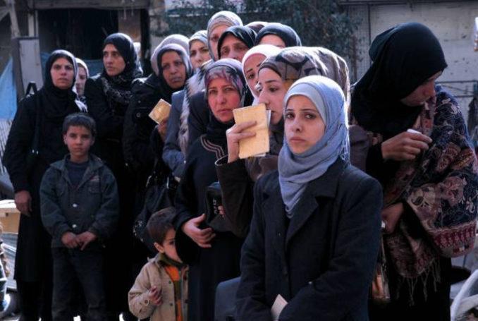 Photo : UNRWA/Taghrid Mohammad