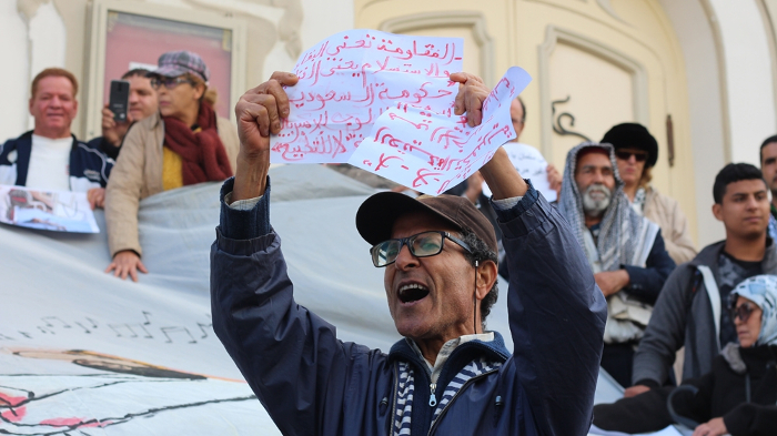 Photo : Asma Ajroudi/Al Jazeera