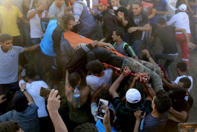 Photo : Mohammed Zaanoun/ActiveStills