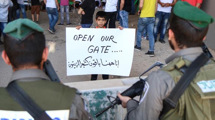 Photo : Ahmad Al-Bazz/Activestillstills/Al Jazeera