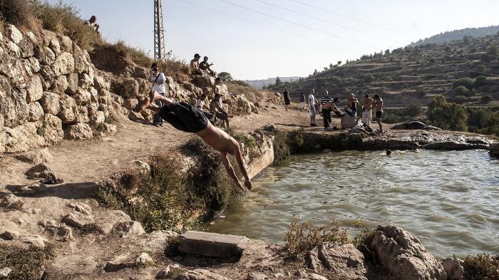 Photo : Anne Paq/Activestillstills/Al Jazeera