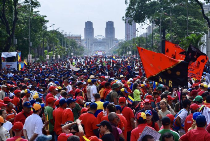 Photo : Rachael Boothroyd Rojas/Venezuelanalysis