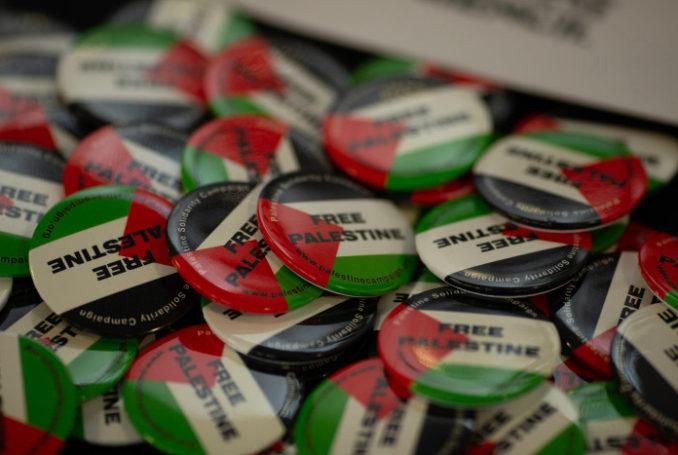 Photo : Palestine Solidarity Campaign