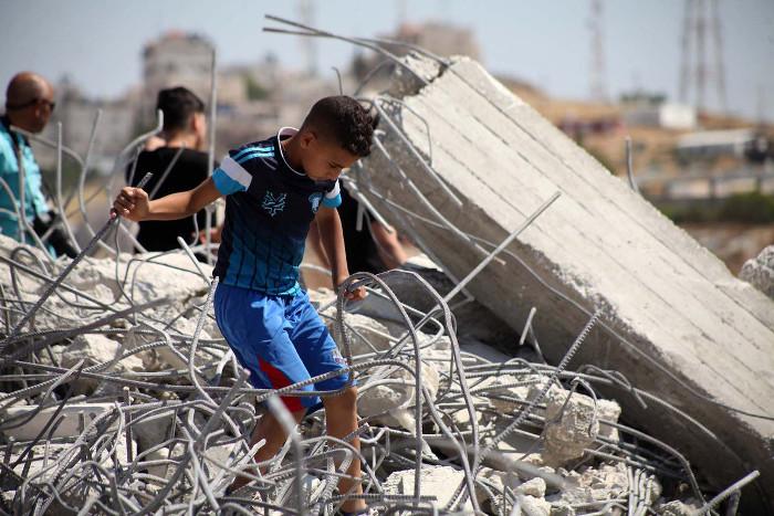 Photo : Samer Bader/WAFA